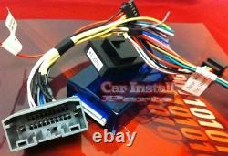 DODGE Premium Radio Wire Harness Stereo with CanBus Amp & RAP System