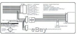 DODGE Premium Stereo Radio Wire Harness w CAN-BUS / RAP/ REF, REC, REA & RAK