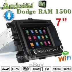 For Dodge RAM 1500 2500 3500 Car DVD Player GPS Navigation Radio Stereo WIFI
