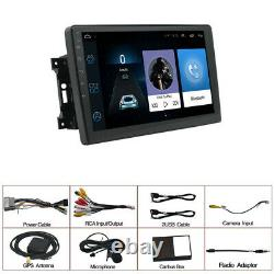 For Jeep Unlimited Wrangler Dodge RAM Android 10.1 Car Stereo Radio GPS Player