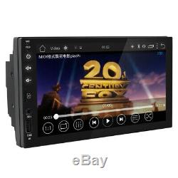 GPS Android 8.1 Car Multimedia Stereo 7 Smart SD WiFi Double 2DIN Radio Player