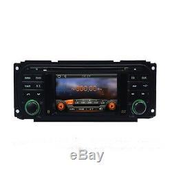 In Dash Car DVD GPS Navi Radio For Chrysler/Jeep Grand Cherokee/Dodge RAM+Camera