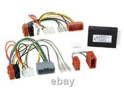 JEEP Grand Cherokee WH Soundsystem Aktivierung Lenkrad Auto Radio Adapter