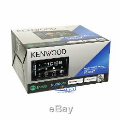 Kenwood DVD Bluetooth Sirius Xm Car Stereo Dash Kit Harness for Dodge Ram Truck