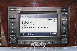 Mopar Factory Oem Rec Gps Navigation 6 CD Player Changer Radio Stereo System