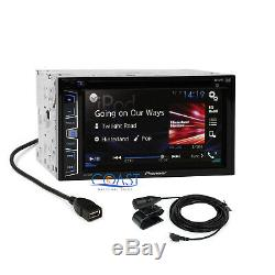 Pioneer 2-DIN Car Radio Stereo Dash Kit Harness for 2002-2005 Dodge Ram Truck