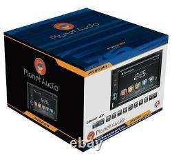 Planet Audio DVD BT MP3 USB Stereo Dash Kit Harness for 98+ Dodge Ram 1500 2500