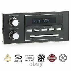RetroSound 1.5 DIN Direct-fit NY Radio Chrysler Dodge Jeep Mercury Plymouth