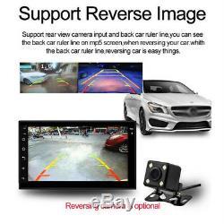 Universal 7 2DIN Android 8.1 Car Radio GPS Navigation Audio Stereo MP5 Player