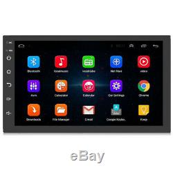 Universal 7 2DIN Android 8.1 Car Radio GPS Navigation Audio Stereo MP5 Player